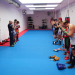 Shark Team Muay Thai Milano