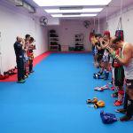 Shark Team Muay Thai Milano